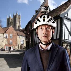 Lincoln Bike Night presents An Evening With Ned Boulting